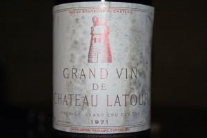 Chateau Latour 1971