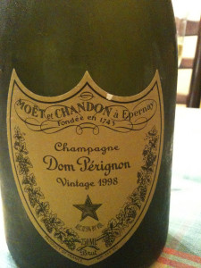 Celebrating my Dad's 70th bday with The Dom